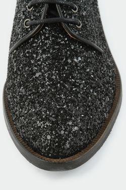 Полуботинки Sk                                                                                                              чёрный цвет