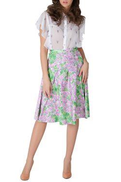 Блуза Ksenia Knyazeva                                                                                                              белый цвет