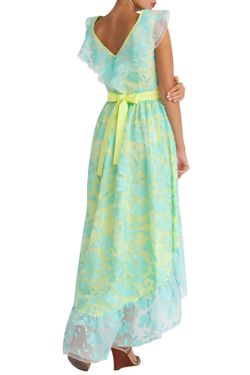 Платье Ksenia Knyazeva                                                                                                              желтый цвет