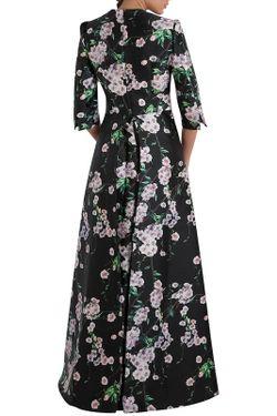 Платье Ksenia Knyazeva                                                                                                              чёрный цвет