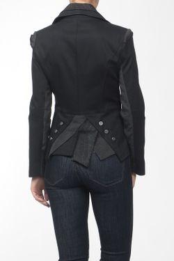 Жакет Fille des Sables                                                                                                              чёрный цвет