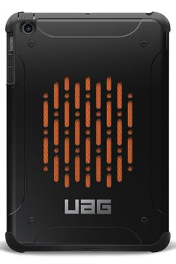 Чехол Для Ipad Mini UAG                                                                                                              чёрный цвет