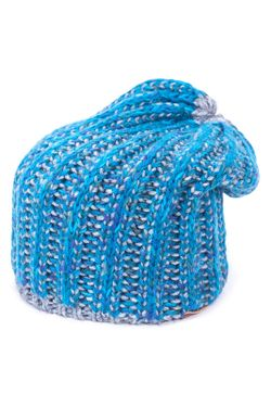 Шапка Noryalli                                                                                                              голубой цвет