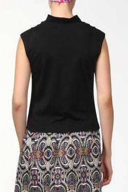 Блуза BERTEN                                                                                                              чёрный цвет