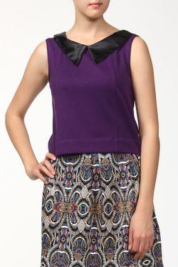 Блуза BERTEN                                                                                                              фиолетовый цвет