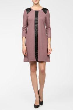 Платье BERTEN                                                                                                              фиолетовый цвет