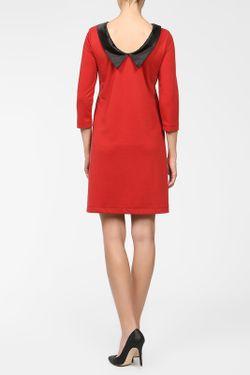 Платье BERTEN                                                                                                              красный цвет