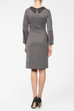Платье BERTEN                                                                                                              серый цвет