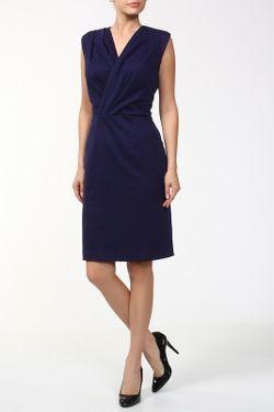 Платье BERTEN                                                                                                              синий цвет