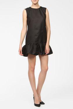 Платье BERTEN                                                                                                              чёрный цвет