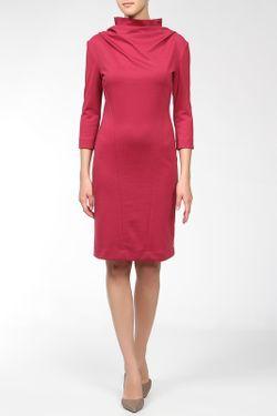 Платье BERTEN                                                                                                              розовый цвет