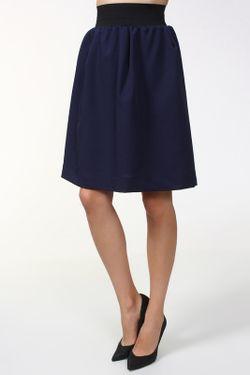 Юбка BERTEN                                                                                                              синий цвет