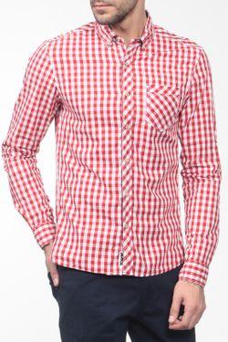 Рубашка Reserved                                                                                                              красный цвет