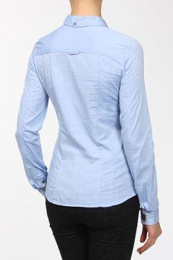 Блузка Cropp                                                                                                              синий цвет