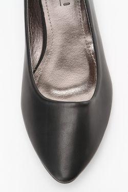 Балетки Mohito                                                                                                              чёрный цвет
