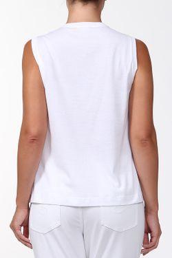 Топ Dolce & Gabbana                                                                                                              белый цвет