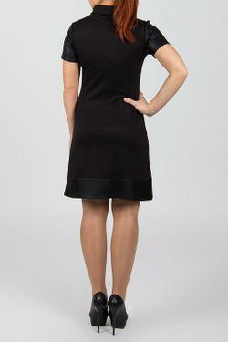 Платье Lautus                                                                                                              черный цвет