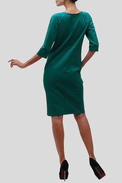 Платье MAYAMODA                                                                                                              зелёный цвет