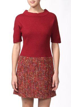 Платье MAYAMODA                                                                                                              красный цвет