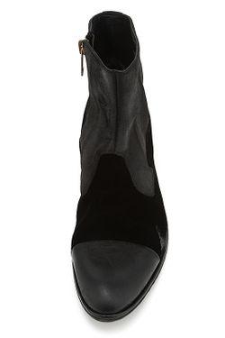 Полусапоги Dolce & Gabbana                                                                                                              черный цвет