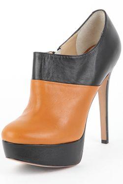 Туфли Mascotte                                                                                                              оранжевый цвет
