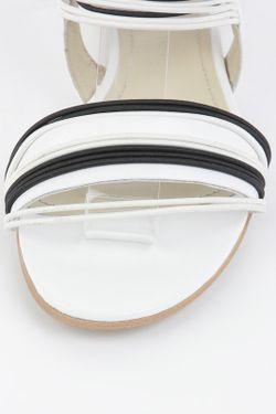 Босоножки Mascotte                                                                                                              белый цвет
