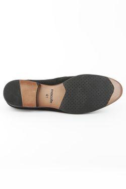 Туфли Mascotte                                                                                                              черный цвет