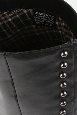 Ботфорты Mascotte                                                                                                              черный цвет