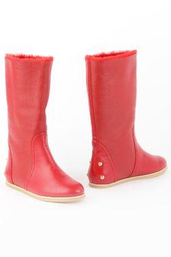 Ботинки Mascotte                                                                                                              красный цвет