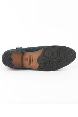 Ботинки Mascotte                                                                                                              синий цвет