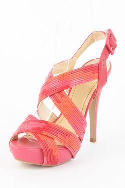 Босоножки Mascotte                                                                                                              розовый цвет