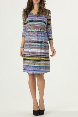 Платье Nuova Vita                                                                                                              голубой цвет
