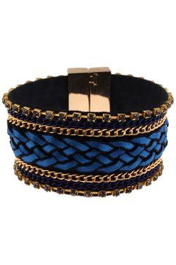 Браслет Lizas                                                                                                              синий цвет