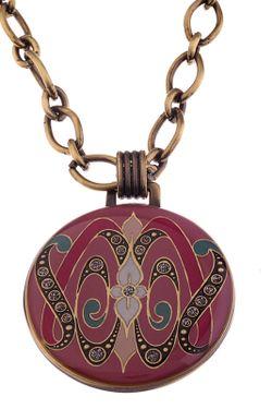 Колье Clara Bijoux                                                                                                              многоцветный цвет