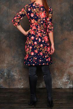 Платье MARI-LINE                                                                                                              многоцветный цвет