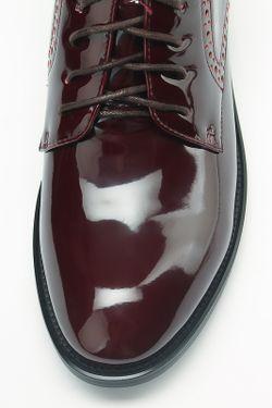 Ботинки Makfly                                                                                                              красный цвет