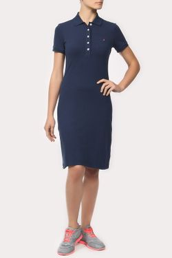 Платье Nautica                                                                                                              синий цвет