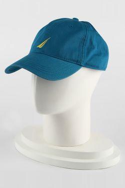 Кепка Nautica                                                                                                              голубой цвет