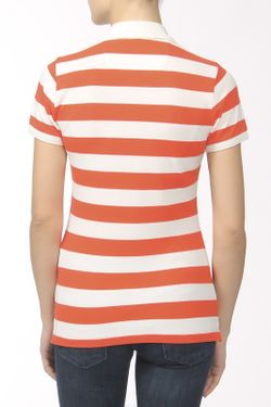 Поло Nautica                                                                                                              оранжевый цвет