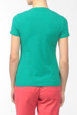 Футболка Nautica                                                                                                              зелёный цвет