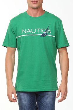 Футболка Nautica                                                                                                              None цвет