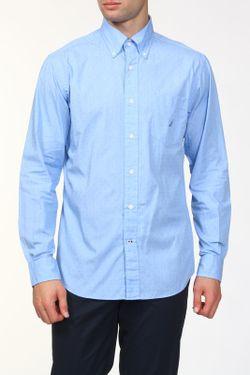 Рубашка Nautica                                                                                                              голубой цвет