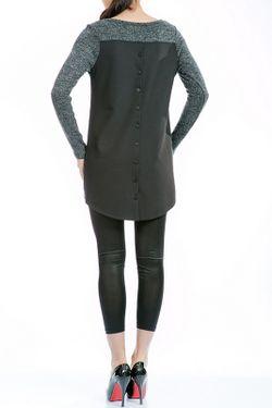 Платье Levall                                                                                                              серый цвет