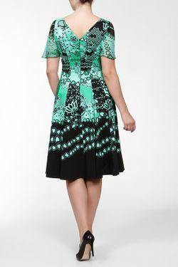 Платье Elisa Fanti                                                                                                              зелёный цвет