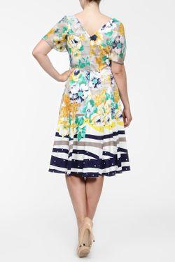 Платье Elisa Fanti                                                                                                              многоцветный цвет