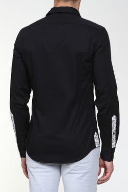 Рубашка Love Moschino                                                                                                              чёрный цвет