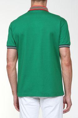 Поло Moschino                                                                                                              зелёный цвет