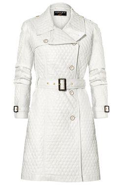 Пальто Apart                                                                                                              бежевый цвет