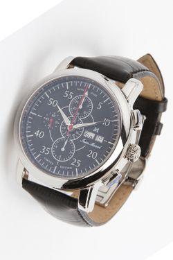Часы Наручные Jean Marcel                                                                                                              Серебряный цвет