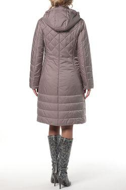 Пальто DizzyWay                                                                                                              коричневый цвет